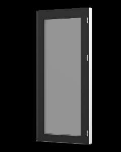 Rationel terrassedør. Fås i den træudgave eller som træ/alu. Vælg mellem en Basic variant med 2 lag glas eller vores Premium variant med 3- lag glas.